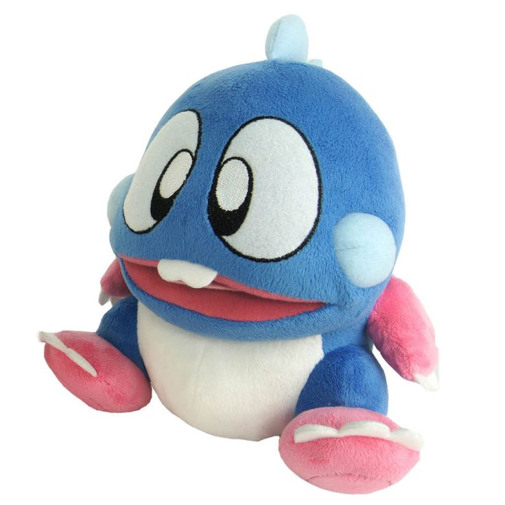 Gosedjur Bubble Bobble - Bob