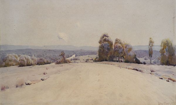 Theodore Penleigh Boyd (1890-1923) - Country Road, 1918