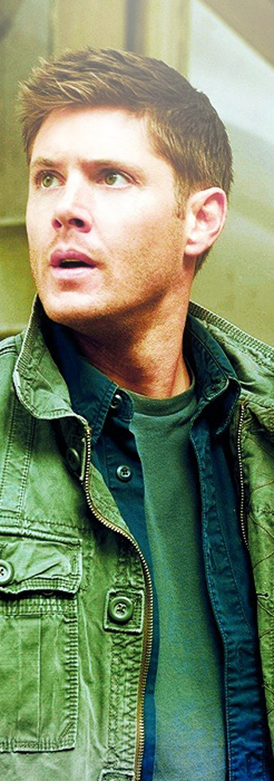 Jensen Ackles- I literally can't get enough of him. #ImInLove