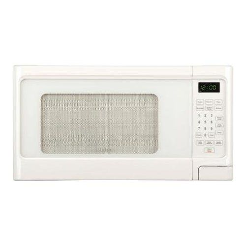evaluate Haier 1.1 Cu. Ft. 1000 Watt Microwave – Single – 1.10 Ft Main Oven – 10 Power Levels – 1 Kw Microwave Power – 12.40 Turntable – Countertop – White (hmc1120beww) of products not only practical and economical it39s stylish too Available with a...