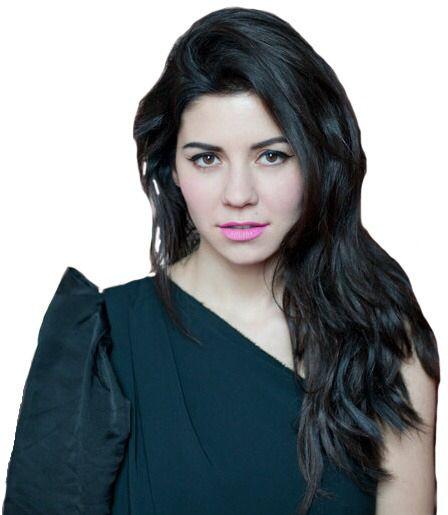 Gorgeous greek singer girl