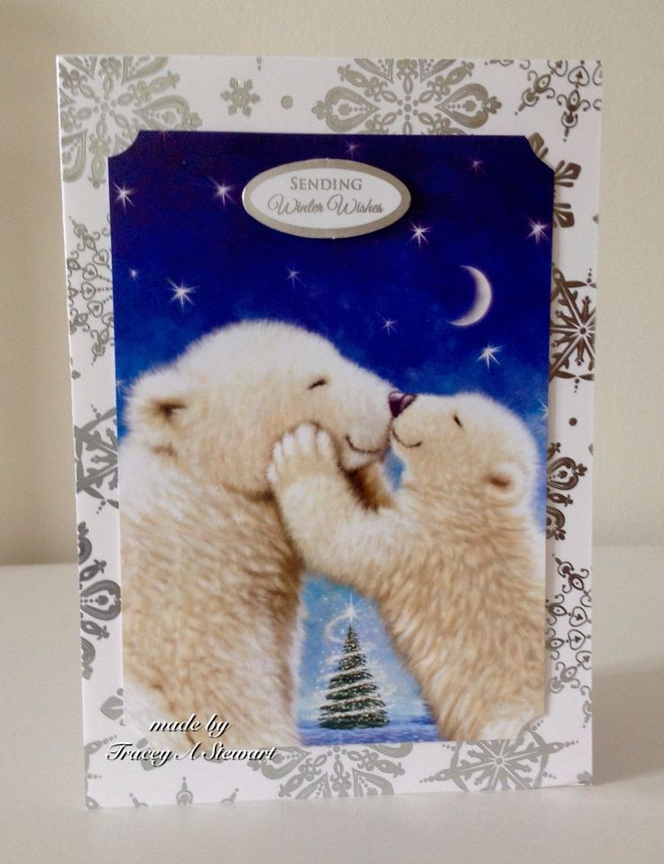 Hunkydory Little Book of Christmas and Essential Book of Festive Foiled Card