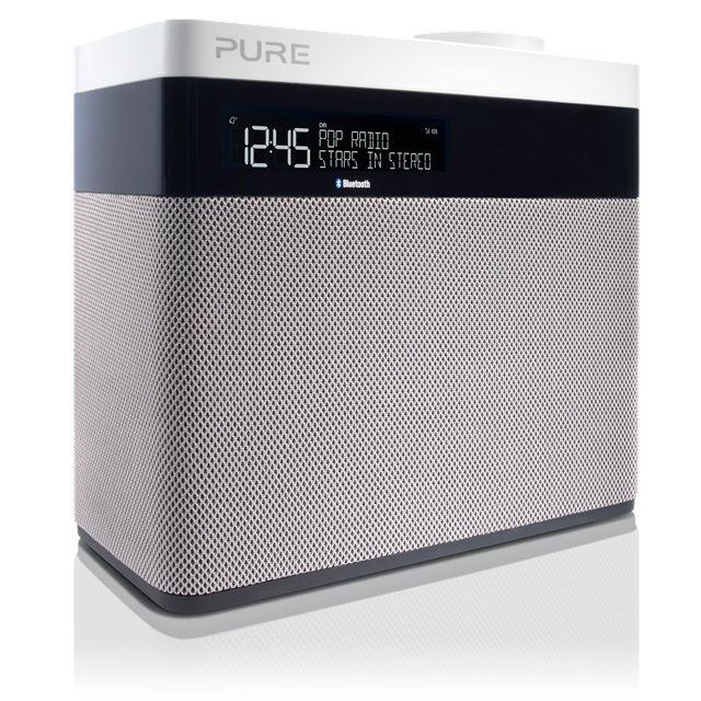 Digital- und UKW-Radio – mit Bluetooth und Stereo