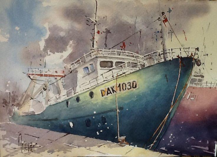 Boat Dak 1030