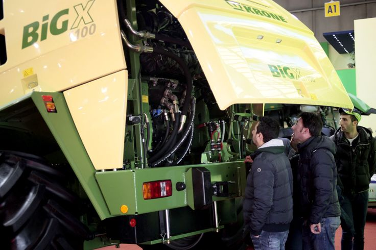#Fieragricola2014, 6-9 February (111th edition) - Halls 6 & 7 www.fieragricola.it