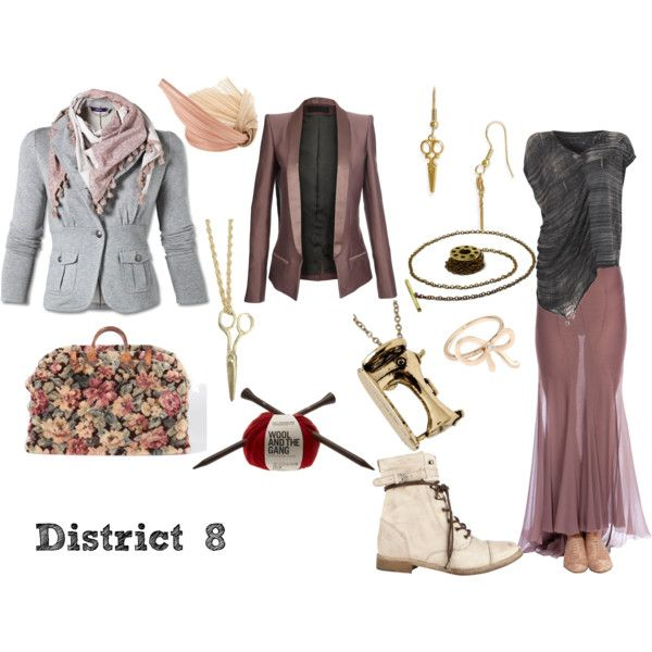 81 Best Hunger Games District Outfits Images On Pinterest Themed Outfits Catching Fire And
