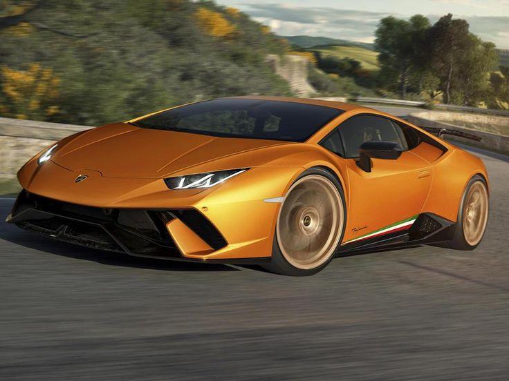 Performance priorisiert: Der neue Lamborghini Huracán Performante mit 640 PS