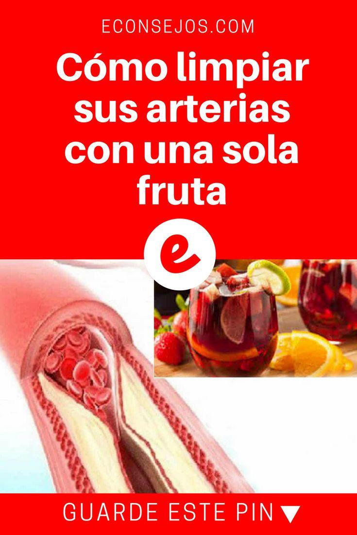Arterias limpias | Cómo limpiar sus arterias con una sola fruta | Con una única fruta, usted limpiará sus arterias, disminuyendo el riesgo de enfermedades del corazón. Lea y sepa cómo.