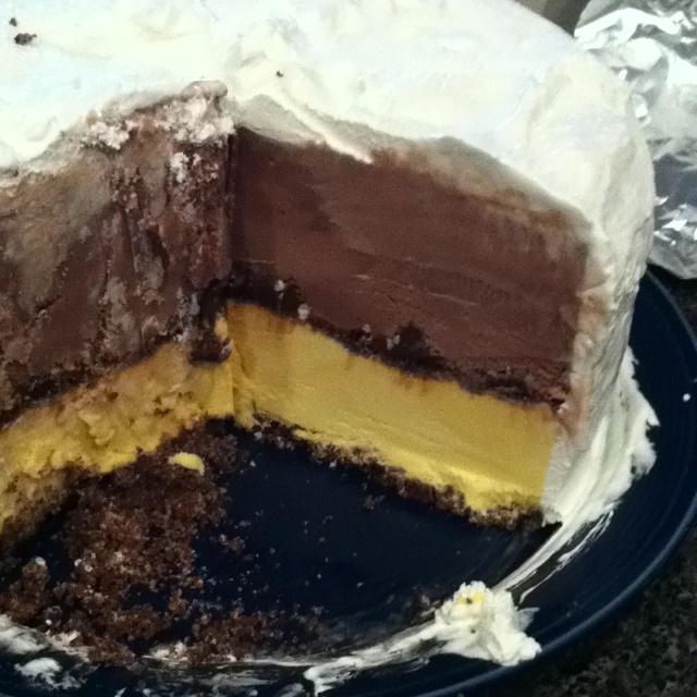 Chocolate Lava Whipped Carmel Lava Cake
