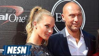 Report: Derek Jeter Engaged To Hannah Davis