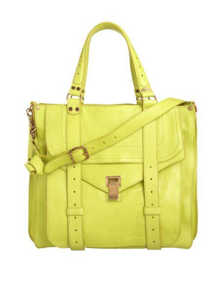 PS1 Leather Tote: Bags Clutch Purse, Proenza Schouler, Dream Handbags, Color, Fabulous Handbags, Leather Totes, Ps1 Tote, Schouler Ps1