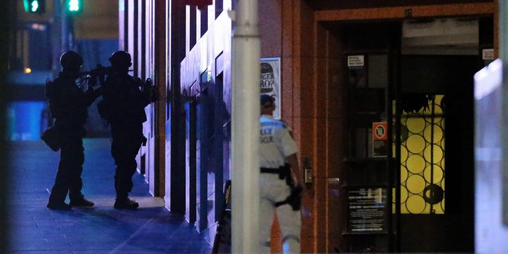 With Just 40 Gun Murders In Australia In 2012, Sydney Hostage Crisis Looms Large