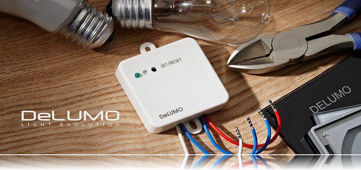 Дополнительное радиооборудование DeLumo - Сенсорные выключатели света