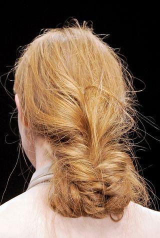 Chignon o capello sciolto?