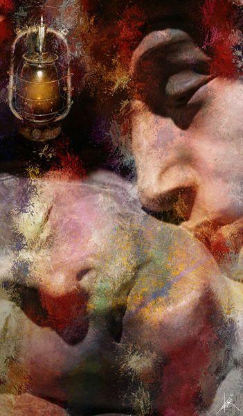 'When best friends die' von Harald Fischer bei artflakes.com als Poster oder Kunstdruck $20.09