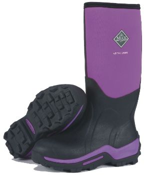 Muck Boots Arctic Sport Limited Edition Snow Boots - Purple. I WANT THESE SO BADDD