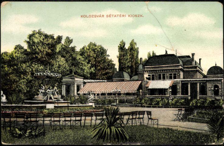 """<a class='trdeflink' href=""""http://postcards.arcanum.hu/hu/60456/"""">Sétatéri kioszk</a> <br /> Postázás dátuma: 1909.03.21, Magyar települések 1945 előtt kiadott hazai képeslapokon/ Zempléni Múzeum"""