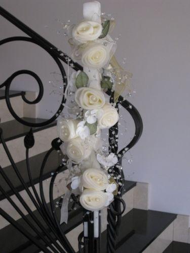 Greek Wedding Shop - Charlotte Lambatha - Wedding Candle, $220.00 (http://www.greekweddingshop.com/charlotte-lambatha-wedding-candle/)