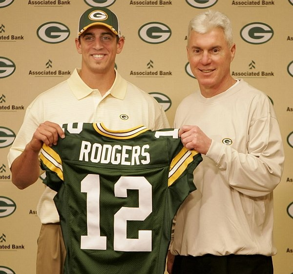 Aaron Rodgers, Green Bay