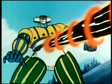 Jeeg Robot d'acciaio - Sigla integrale (1979)