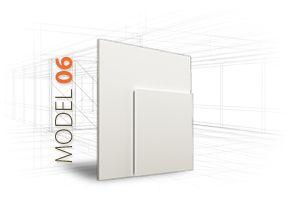 LOFT 3D-paneeli, malli 06 www.dekotuote.fi / info@dekotuote.fi / 045 345 2345