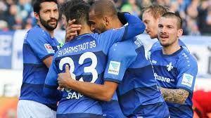Darmstadt 2 - 1 Borussia DortmundCompetition: BundesligaDate: 11 February 2017Stadium: Jonathan-Heimes-Stadion am Böllenfalltor (Darmstadt)
