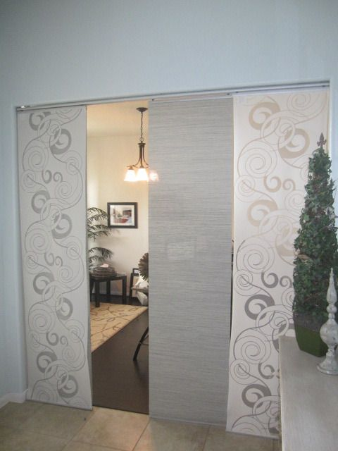 17+ Images About Build Ikea Panel Curtain On Pinterest