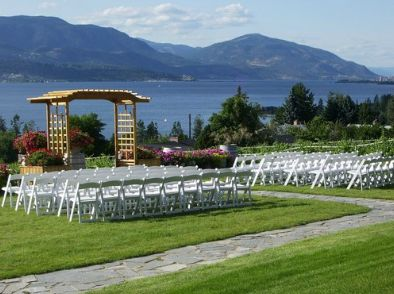 Okanagan Weddings :: Summerhill Pyramid Winery