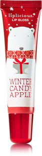 Winter Candy Apple Lip Gloss - Signature Collection - Bath & Body Works