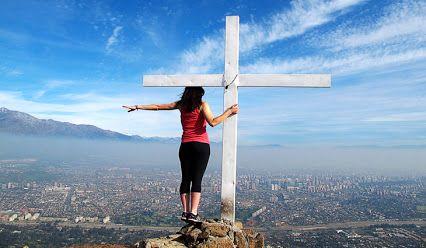 Trekkings en Santiago de Chile en cerros con una vista increible y lugares preciosos. Ají Hostel: Google+