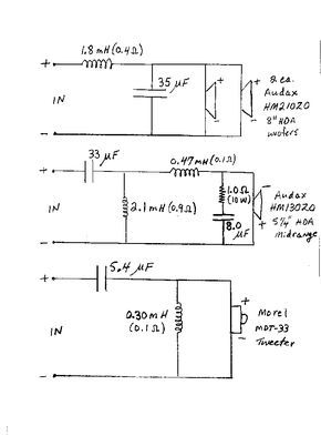 3 Way Crossover Schematic Diagram. 3-way Active Crossover, 3 ... Ge Motor Starters Wiring Diagram Cr C Afxg on