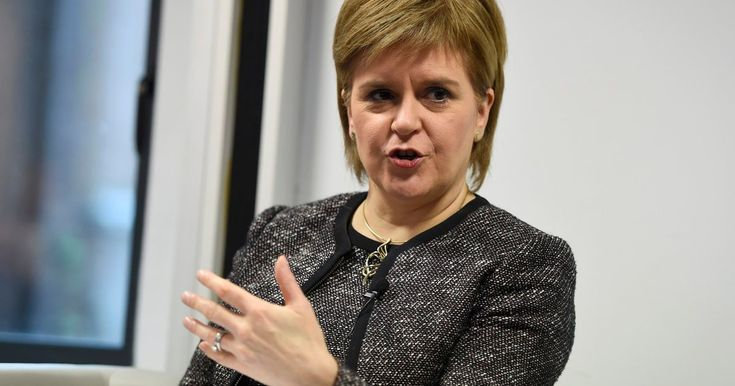 "Stop the threats Ms Sturgeon and do it or just shut up.You ain't that Important. Nicola Sturgeon said the PM's decision to pull Britain out of the single market ""threatens to be economically catastrophic"" for the country"