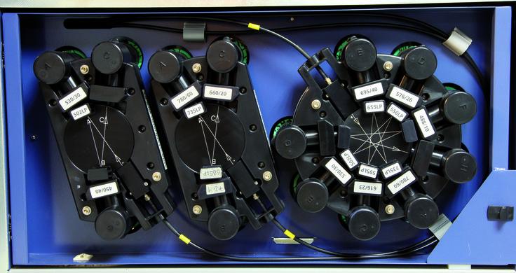 Tecnología de punta para la investigación en bilogía celular
