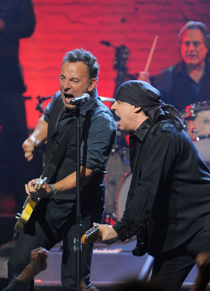Bruce Springsteen Photos Photos: SiriusXM Celebrates 10 Years Of Satellite Radio With A Concert By Bruce Springsteen & The E Street Band - Show