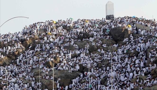 Rasulullah Wukuf dan Tidak Berpuasa Arafah Telah diriwayatkan dari Nabi Shallallahu Alaihi wa Sallam dengan sanad-sanad yang baik bahwa Beliau belum pernah berpuasa pada hari Arafah