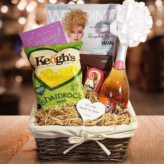 Looking for an Engagement Hamper? Hampers are quickly becoming the number one engagement gift of choice and are loved by all. View more.