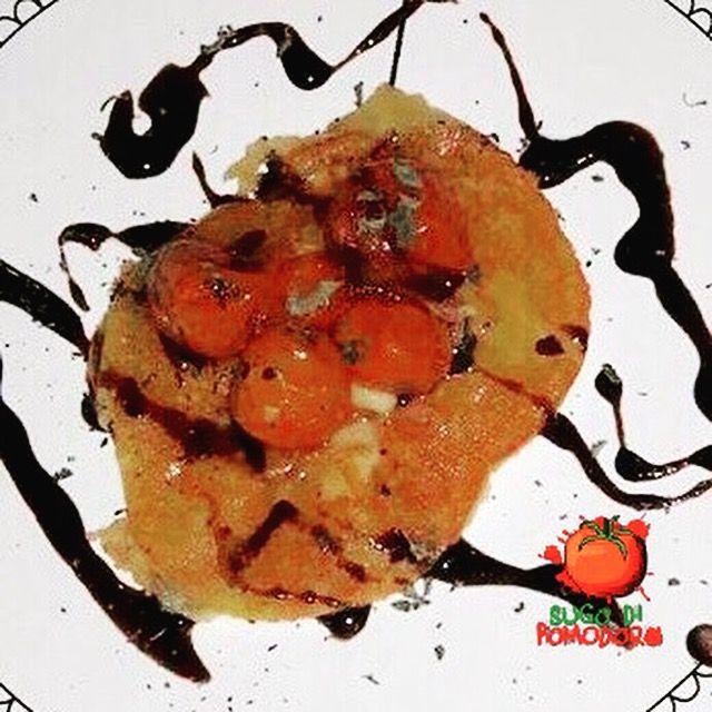 Provolone a la plancha... ¡Fácil y novedoso!   #SugoDiPomodoro #Nutrición #Recetas #FoodPorn #Tasty #ClasesDeCocina #Gastronomía #Cocina #SugoDiPomodoroCocina #CocinaParaPerezosos #QueHacerEnMedellin