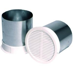 4 in. Eave Vent for Bath Exhaust-BFEV4 at The Home Depot