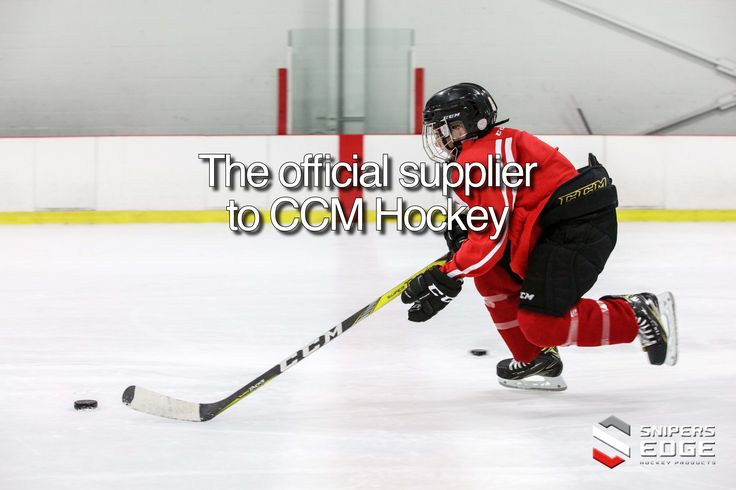 We are the Official Training Aid Supplier to CCM Hockey!