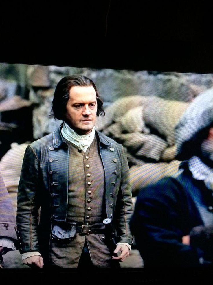 Brian Fraser - Episode #6, Jamie's father wittnesed the brutal flogging he received at the hands of Jack Randall.