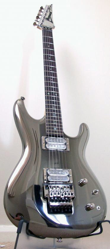 Ibanez JS10 Chrome Boy