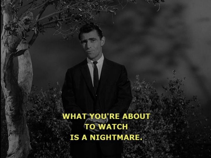 "Rodman Edward ""Rod"" Serling was an American screenwriter, novelist, television producer, and narrator best known for his live television dramas of the 1950s and his science fiction anthology TV series, The Twilight Zone."