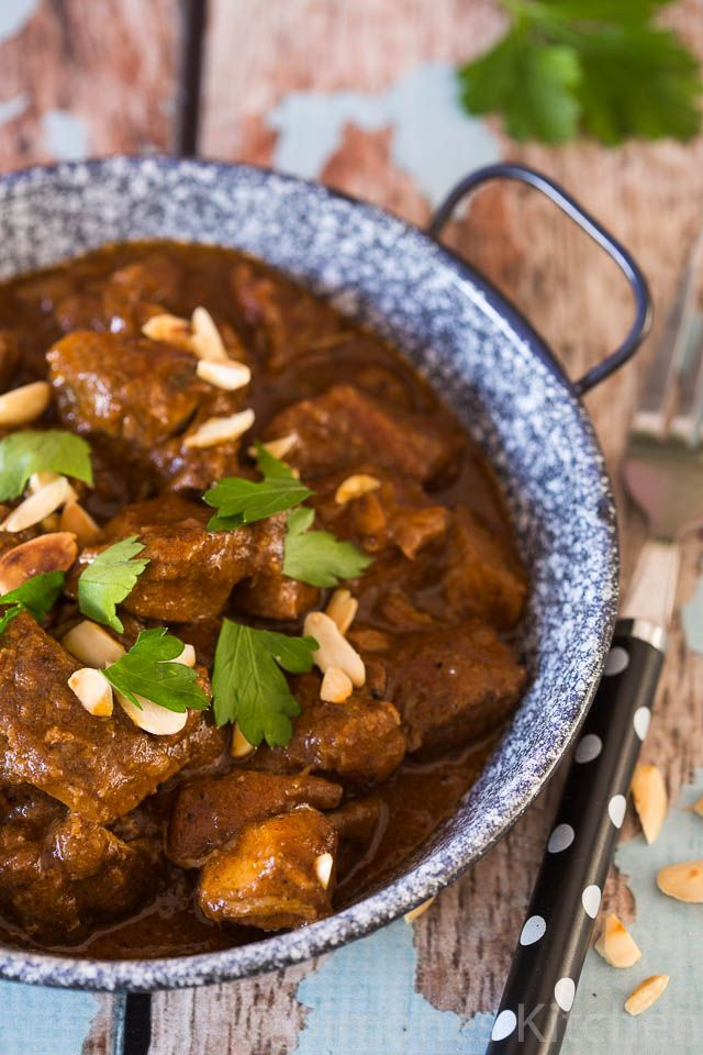 Rogan Josh Curry and getting older