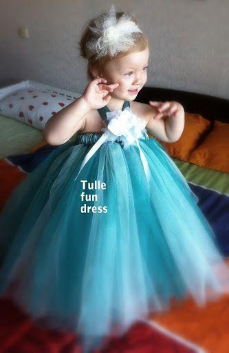 Как сшить платье для девочки на утренник