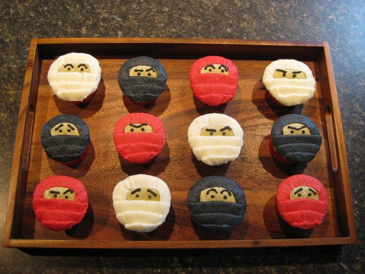 american ninja warrior cupcake - Google Search