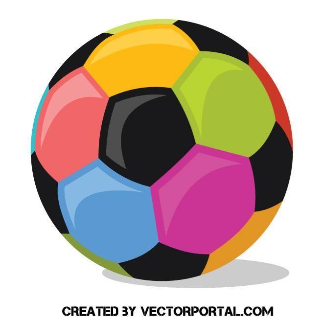 Soccer Ball Clip Art Image Art Images Clip Art Art