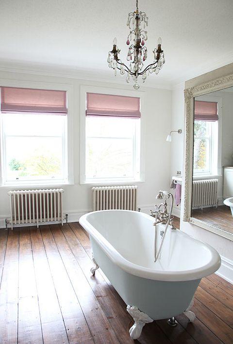 Marvelous The Paper Mulberry: Romantic U0026 Feminine Bathrooms. Decorating ... Part 16