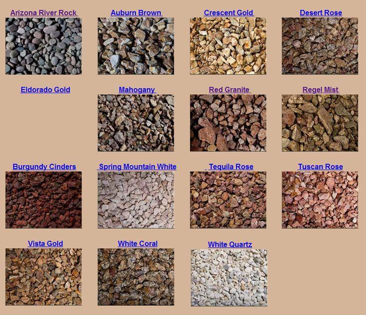 12 best rocks images on pinterest decorative pebbles for Landscaping rocks in kansas city