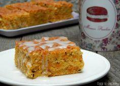 Torta di carote http://blog.giallozafferano.it/oggisicucina/torta-di-carote/