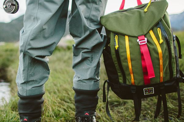 Topo Designs X Howler Brothers Mountain Backpack | Baxtton